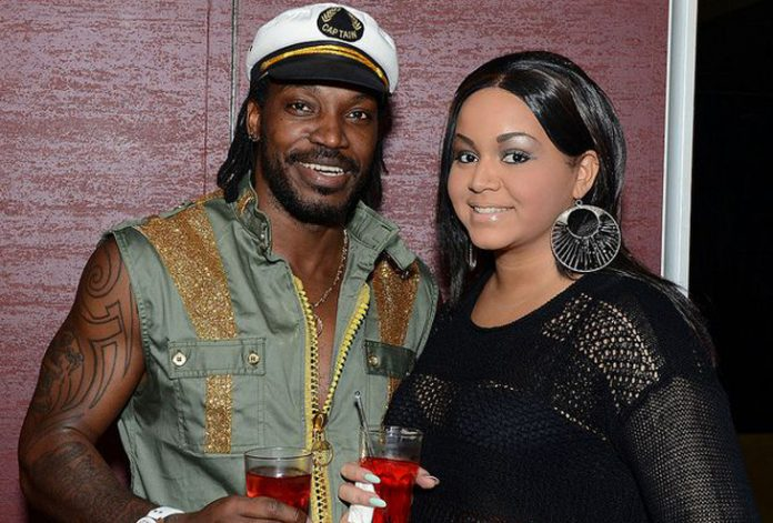 playboys of cricket - Chris Gayle