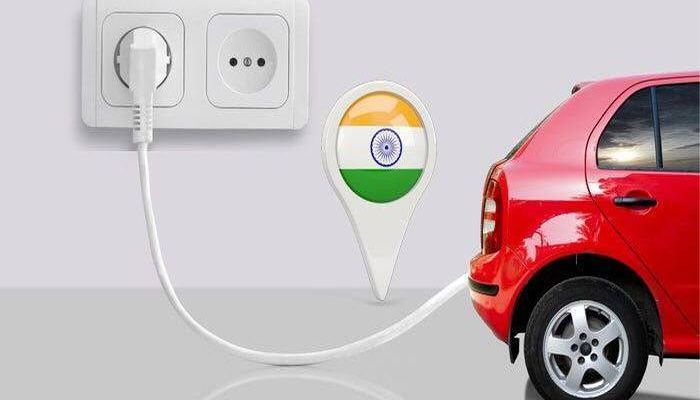 EV Charging Station In India