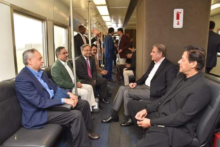 Imran US Visit