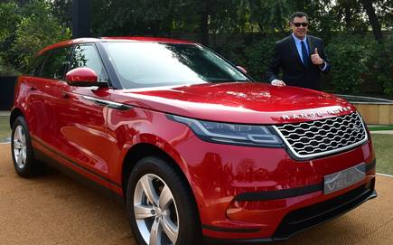 Luxury Cars - Jaguar Land Rover