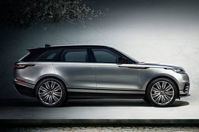 Range Rover Velar - Luxury Cars