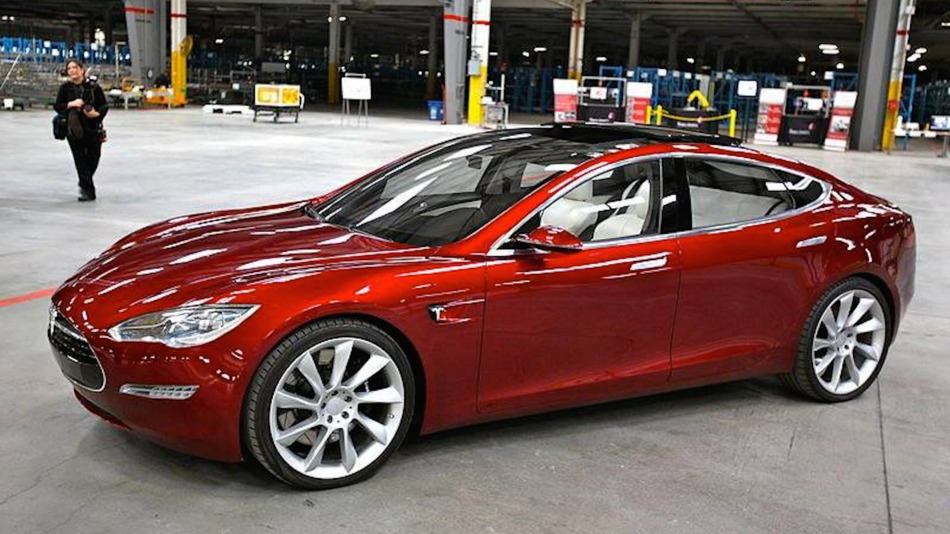 Elon Musk's Tesla Electric Car For India