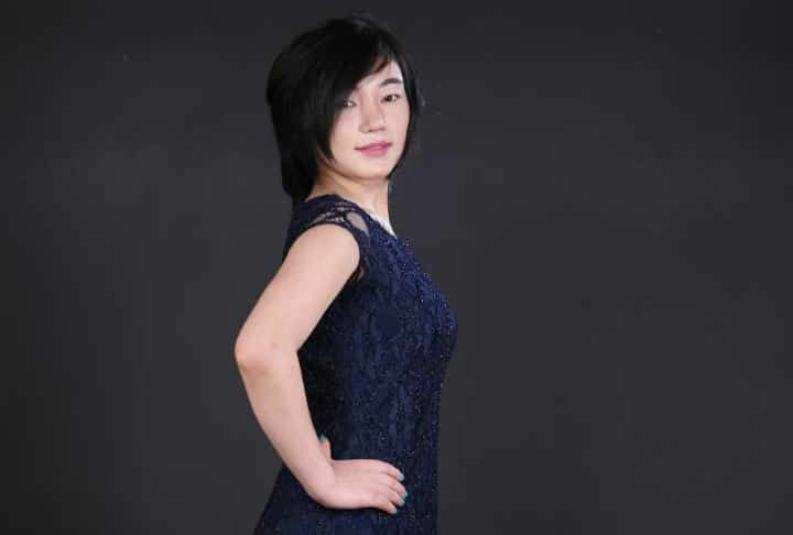 Lobzang Dema - Beautiful and hottest bhutanese model and actress