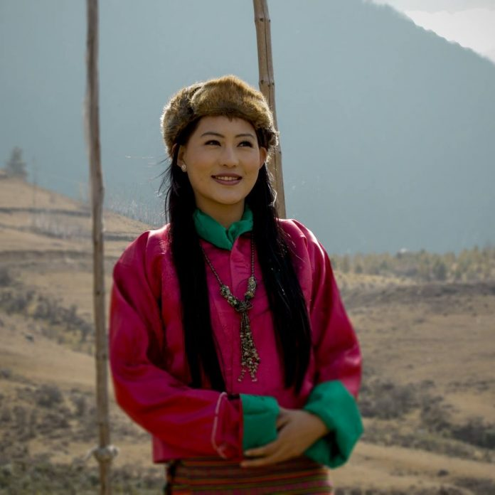 Tshering Zam - Bhutanese Actress