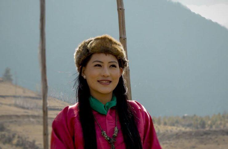 Tshering Zam - Bhutanese Actress