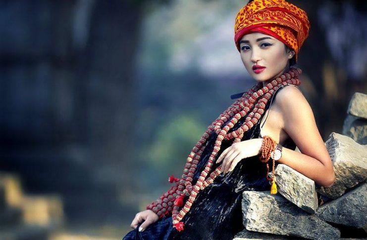 Alisha Rai - Napalese Model and Actress