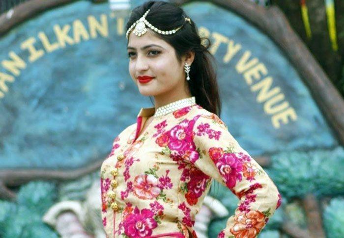 Arju Sitaula - Nepali Beauty and Model