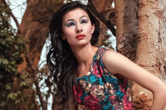 Astha Pokhrel - Nepalese Model and Actress