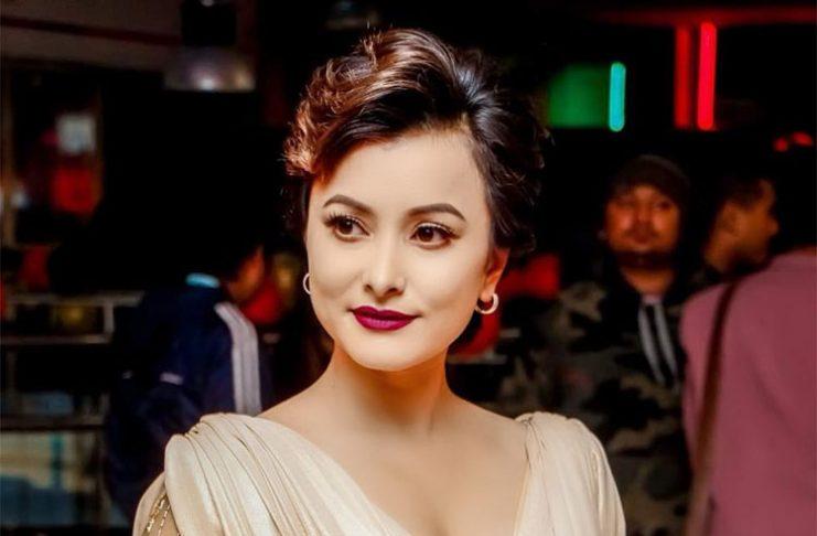 Namrata Shrestha - Nepalese Model and Actress