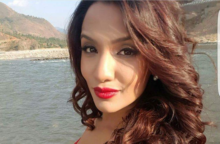 Priyanka Karki Napalese Actress