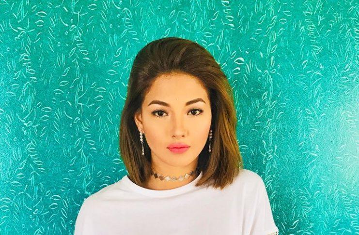 Samragyee Rajya Laxmi Shah Nepalese model and actress