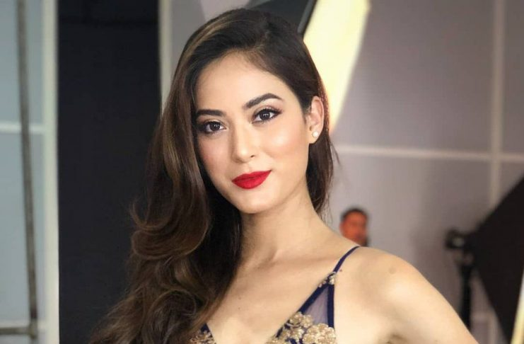 Shrinkhala Khatiwada - Beautiful Nepali Model and Actress