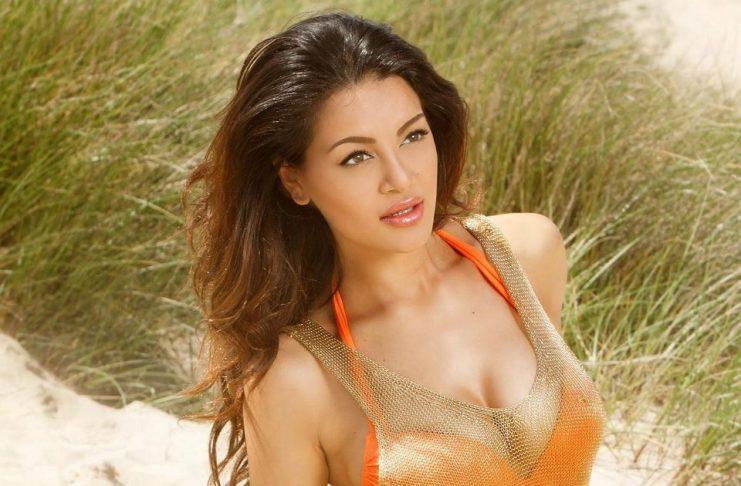 Shristi Shrestha Nepali hottest model