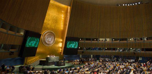 UN General Assembly - Kashmir Issue