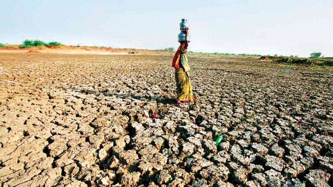 indian water refugees