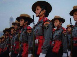 Assam Rifles - ITBP merger