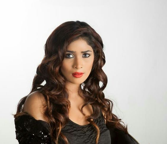 Anarkali Akarsha - Best Sri Lankan Actress Model
