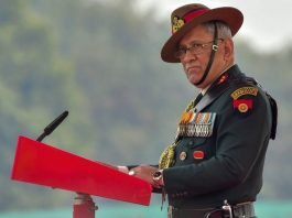 Army Chief General Rawat