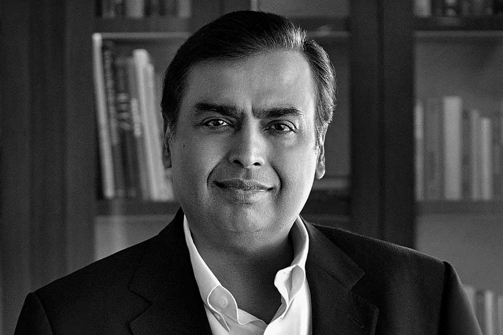 Mukesh Ambani - Richest Indian