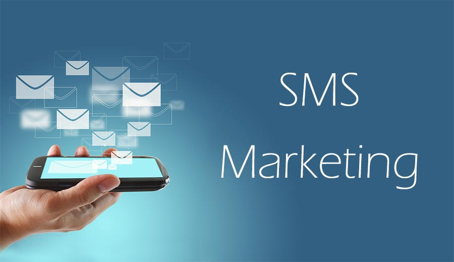 Email or sms marketing