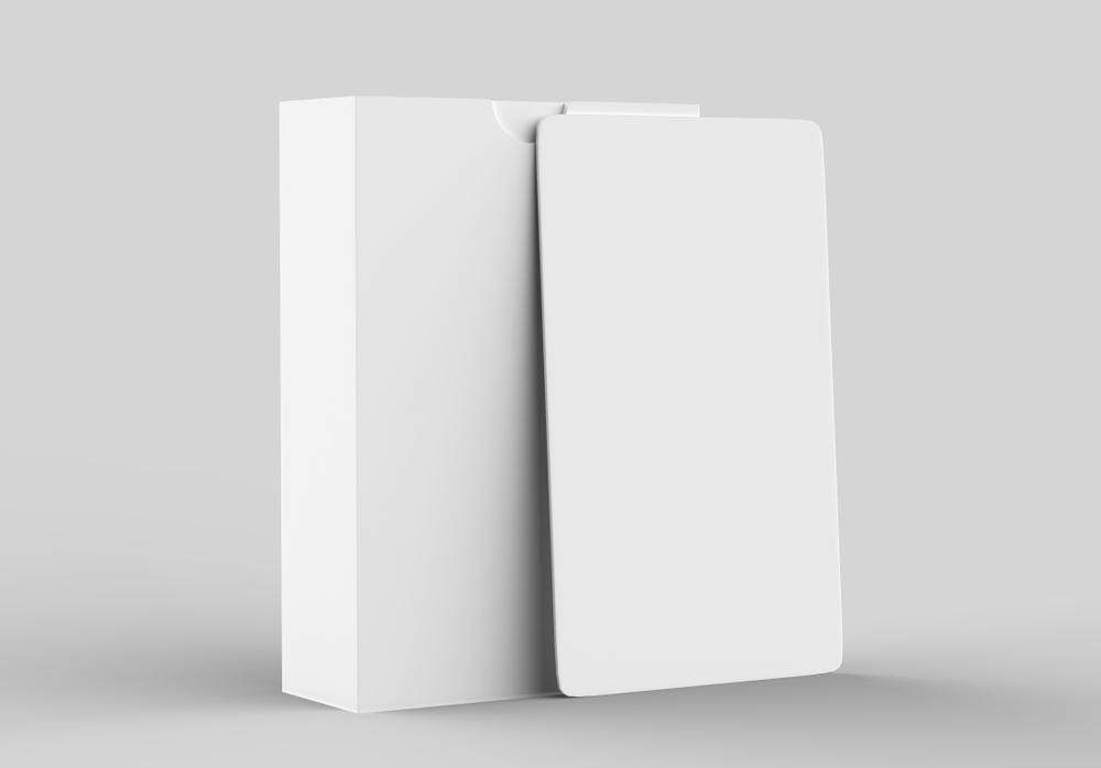 Custom Game Card Storage Boxes
