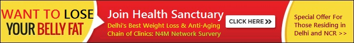 weight loss clinic in delhi - health sanctuary