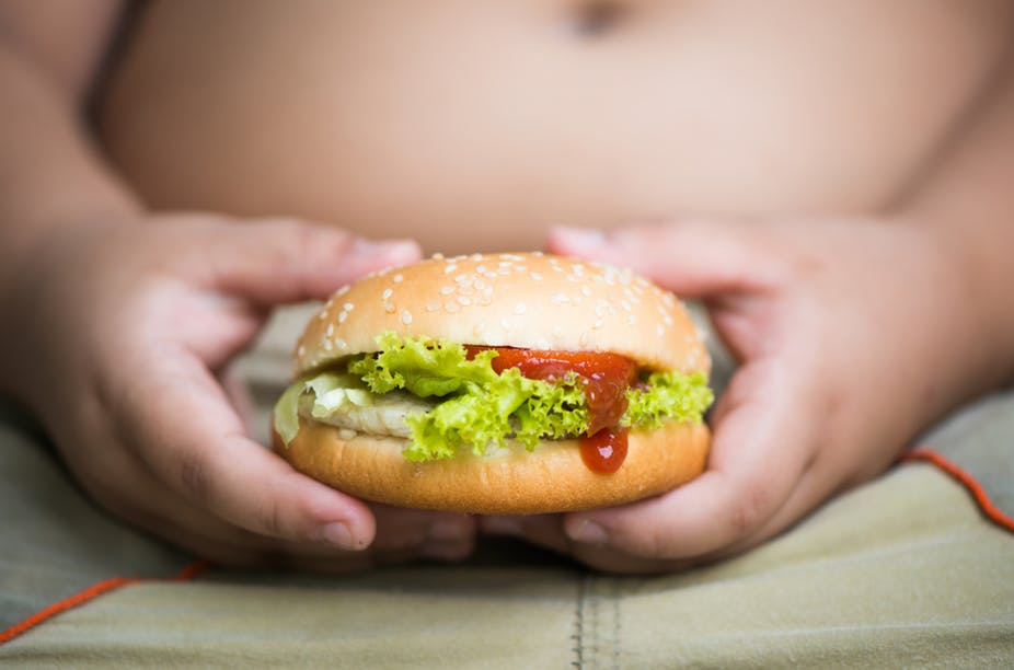 Childhood obesity in India