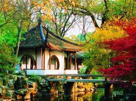 Tourist Places in China