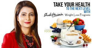 Advt: Shubi Husain's Weight Loss Programs