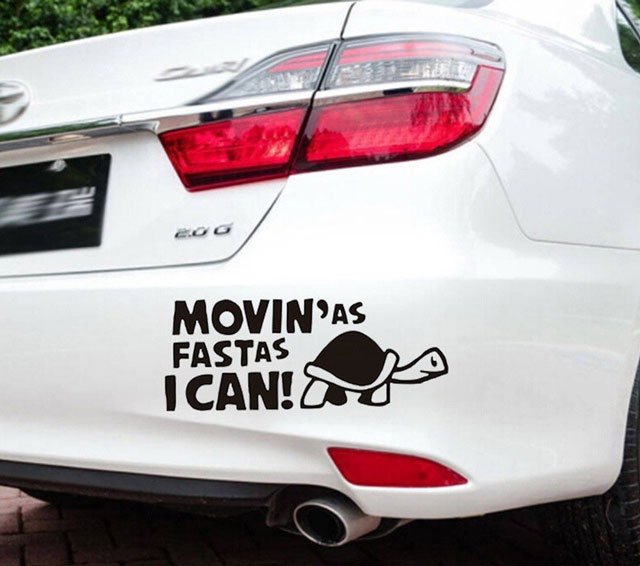 Funny Bumper Stickers Families