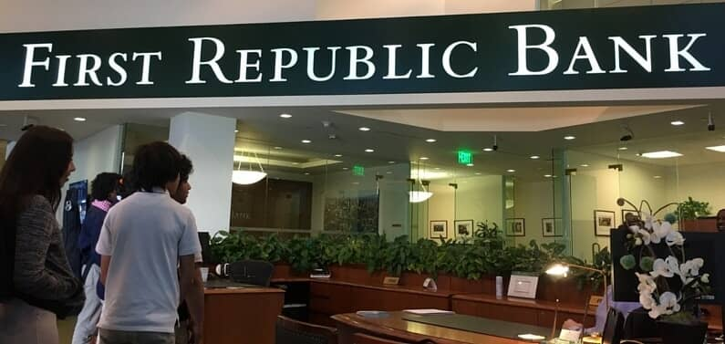 First Republic Bank - Student Loan
