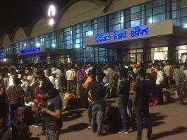Inter state migrants leave mumbai after corona crisis lockdown