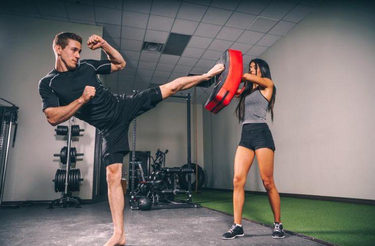 Martial Arts - Kick boxing
