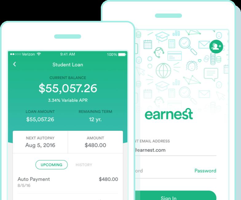 Earnest - Student Loan