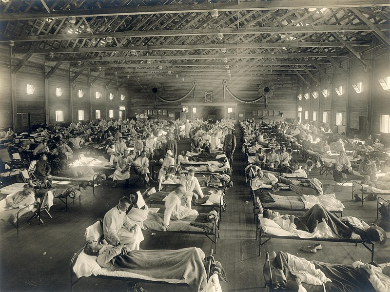 Spanish Flu - Pandemic