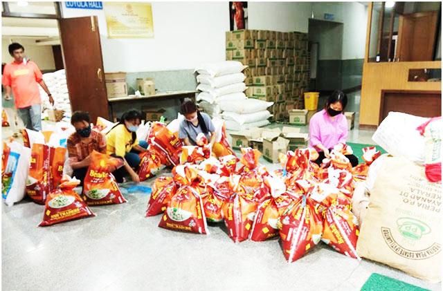Sunbird Trust Bengaluru volunteers