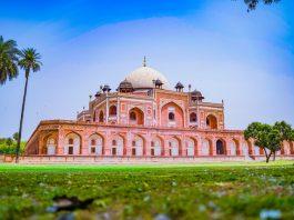 Humayun's Tomb - Muslim Problem - Says Who