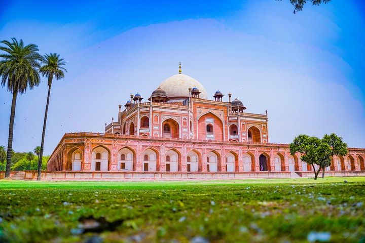 Humayun's Tomb - Muslim Problem - Says Who