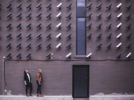 Surveillance Cameras and AI Fights Covid19