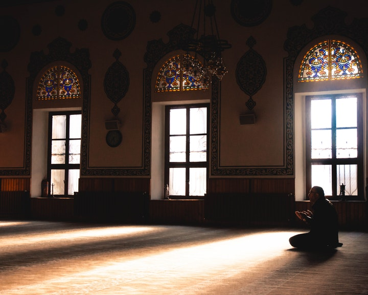 Ramadan during Lockdown
