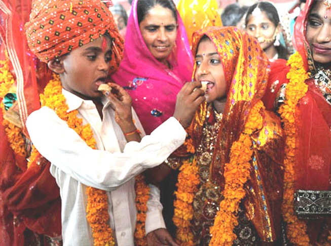 Risk of Child Marriage