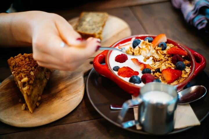 Eat Breakfast - Improve Morning Habits