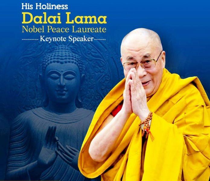 Hi Holiness Dalai Lama