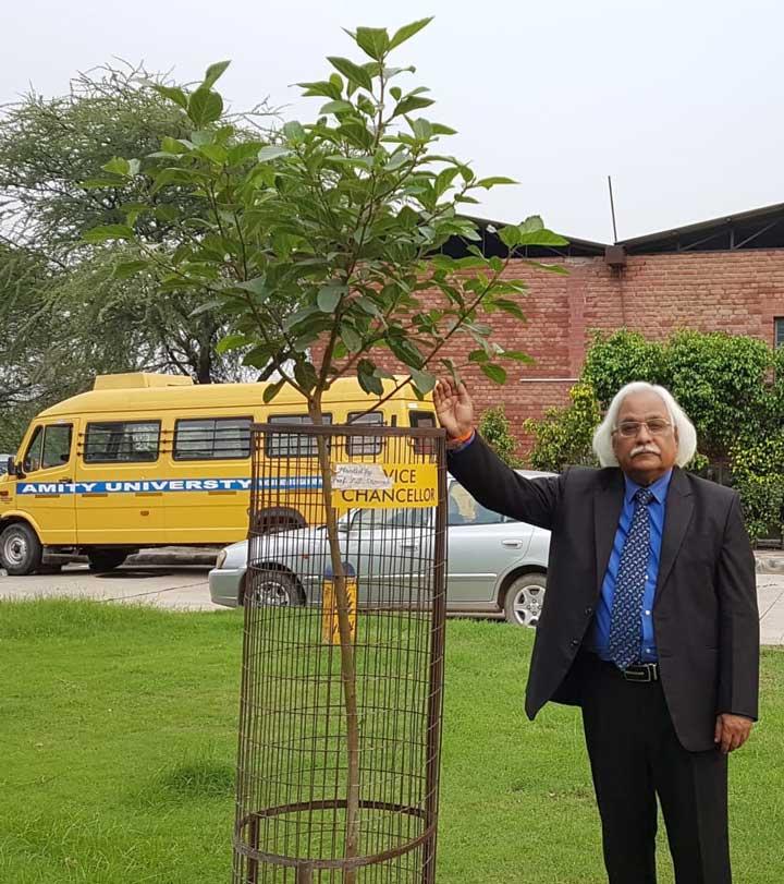 Prof PB Sharma - Science of Nature