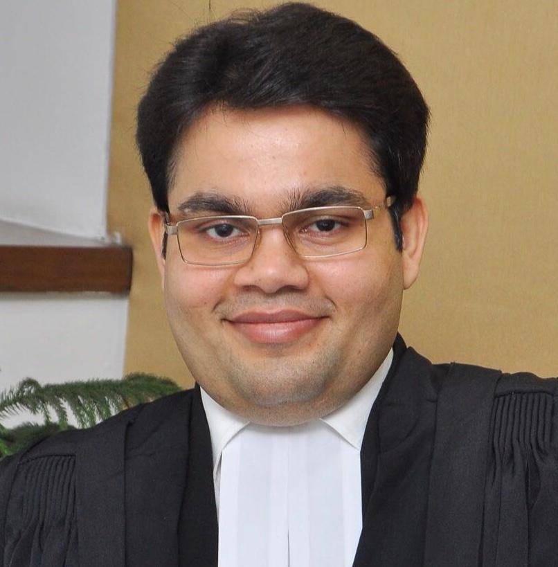 Dr. Kislay Panday, Solicitor Supreme Court