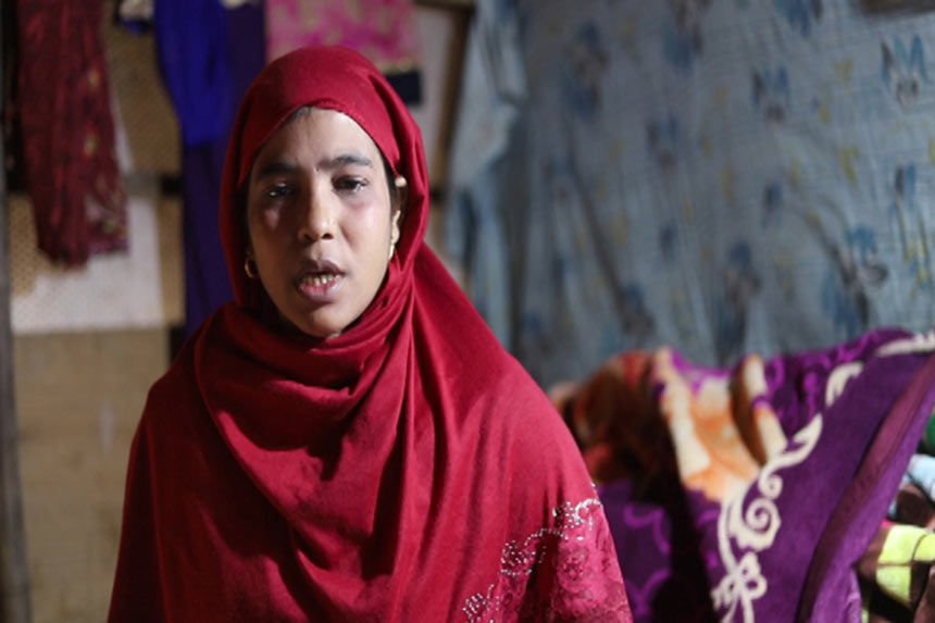Unwanted Rohingyas