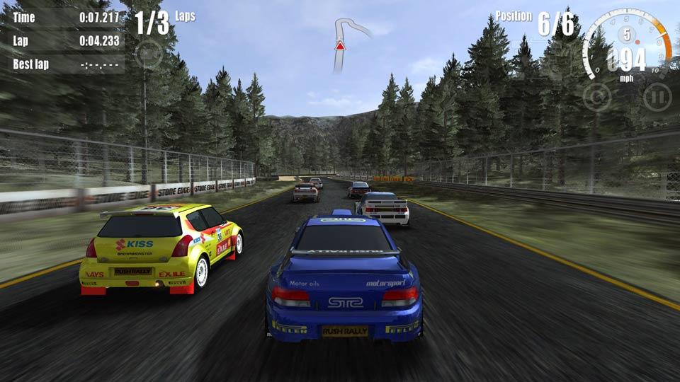 Rush Rally-3