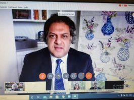 Dr Aseem Chauhan - Chancellor Amity