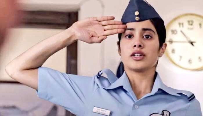 Flt Lt Gunjan Saxena - The Kargil Girl