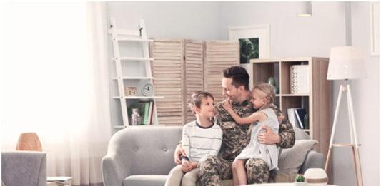 Buy a home as a veteran